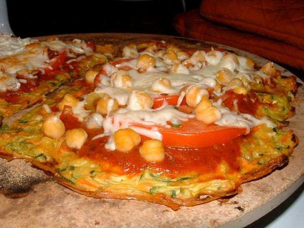 Topped Pizza